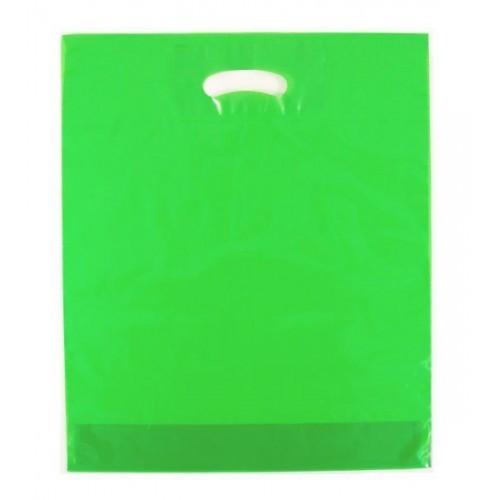 "Poly - Tragetaschen ""Tropic"" Farbe: grün"