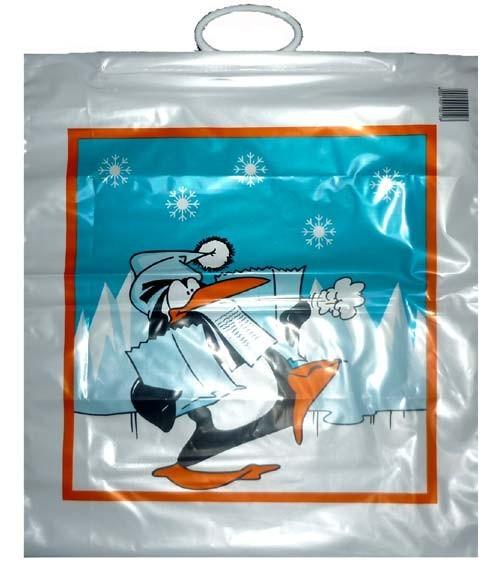 """PE - Tiefkühltaschen """"Pinguin"""""""