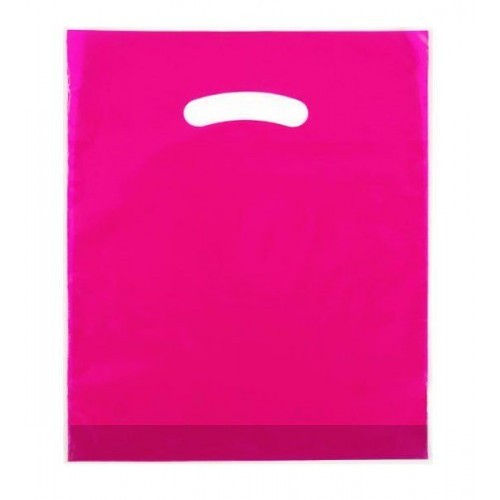 """Poly - Tragetaschen """"Tropic"""" Farbe: pink"""