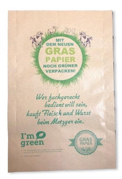 """Graspapier - Frischpack """"Fleisch & Wurst"""""""