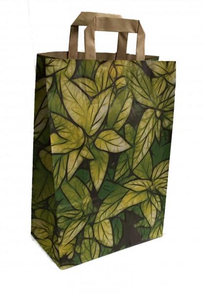 "Papiertragetaschen Topcraft ""Vegetation"""
