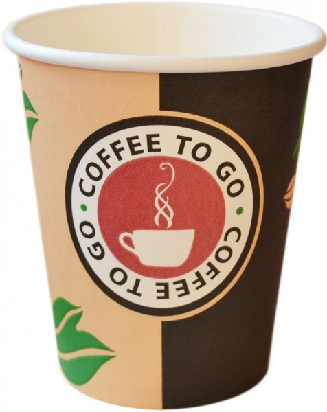 Coffe-to-go Becher 0,25 l