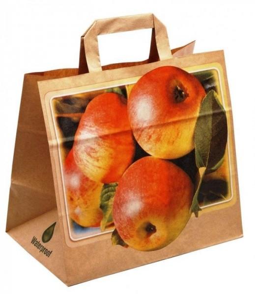 """Papiertragetaschen - Topcraft """"Apfel"""""""