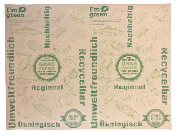 "Graspapier - Frischpack ""GREEN"""