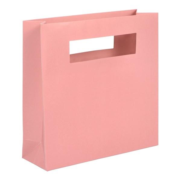 Avantgarde - Papiertragetaschen Farbe: rosenholz