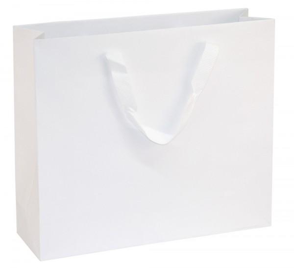Royal-Uni - Papiertragetaschen Farbe: weiß