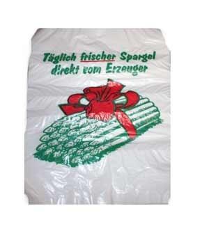 """Frischpack illu 55 gr/qm """"Spargel"""" - 1/4 Bogen"""