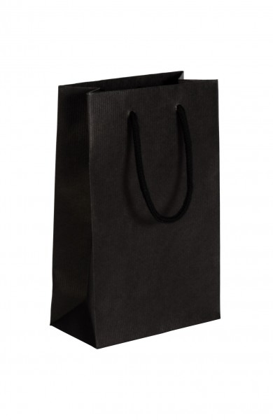 Black - Papiertragetaschen