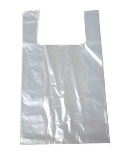 Hemdchentragetaschen ohne Druck/transparent