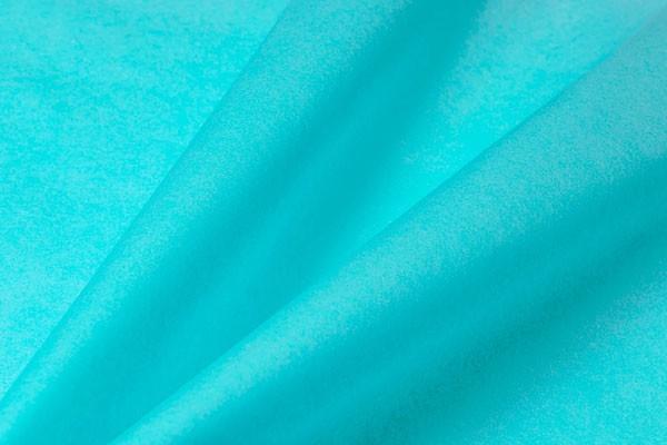 Seidenpapier - türkis