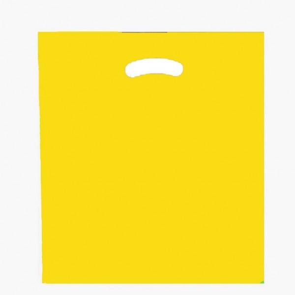 "Poly - Tragetaschen ""Tropic"" Farbe: gelb"