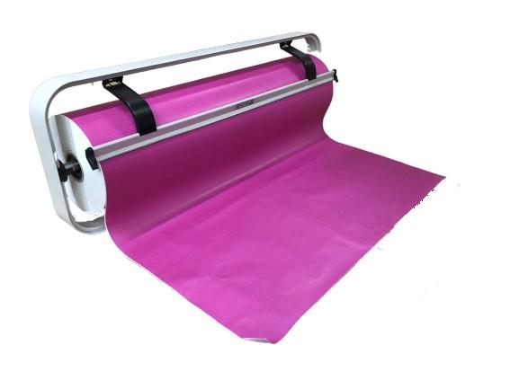 Rollen - Einschlagpapier Farbe: magentapink