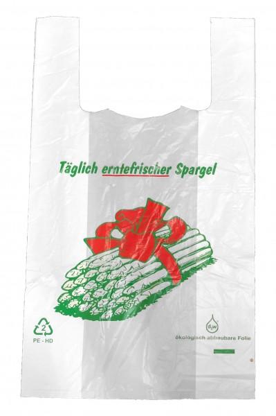 """Hemdchentragetaschen """"Spargel"""""""