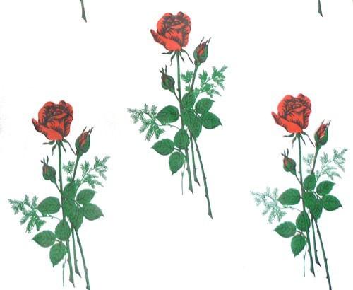 """Rollen - Einschlagpapier """"Rosen"""""""