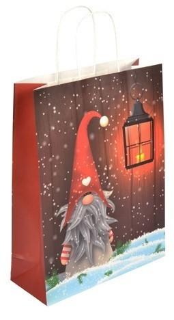 """Weihnachts - Tragetaschen """"Willy Wichtel"""""""