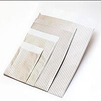 Flachbeutel - Lignes chablis-silber T2