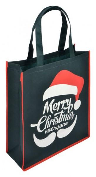 """Weihnachts - Tragetaschen """"Merry Christmas"""""""