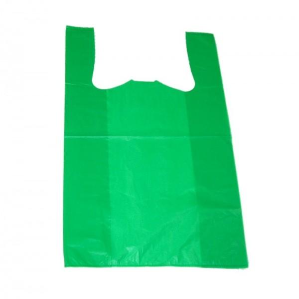 Hemdchentragetaschen ohne Druck/grün