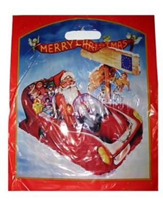 "Poly - Tragetaschen ""Merry Christmas"""