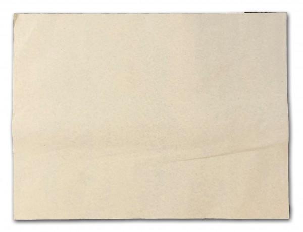Graspapier - Einschlagpapier ohne Druck