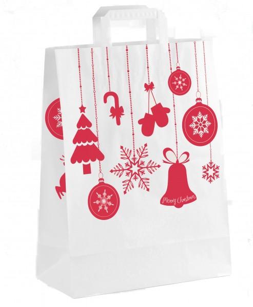 """Papiertragetaschen Topcraft """"Weihnachtsschmuck"""""""