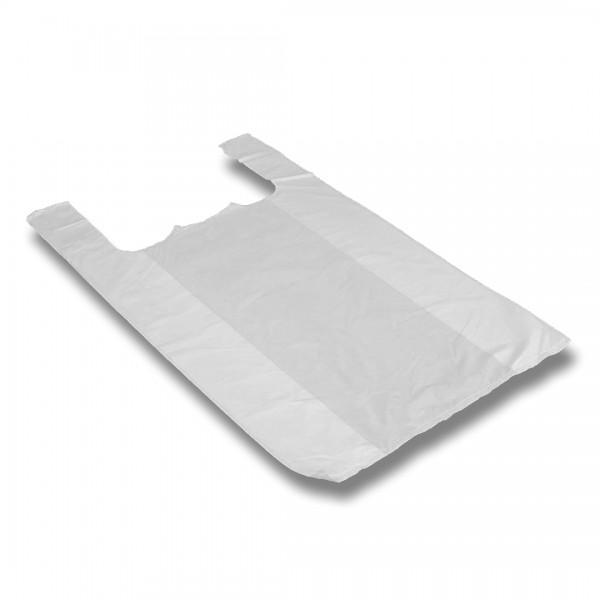 Hemdchentragetaschen ohne Druck/weiß
