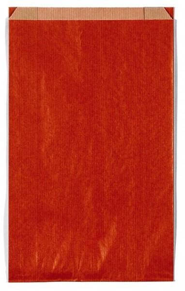 Color - Faltenbeutel Farbe: rot