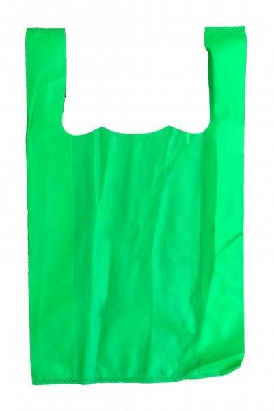 PP-Vlies Hemdchentragetaschen Farbe: grün