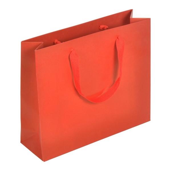 Royal-Uni - Papiertragetaschen Farbe: rot
